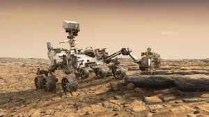 "Mars Rover ""Perseverance"""
