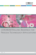 Cerobear Rolling Bearings for Process Technology Applications