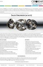 Sales Engineer Aerospace (m/w/d)