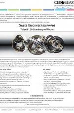 Sales Engineer Aerospace - Teilzeit (m/w/d)