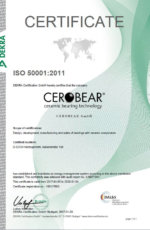 Energy Management System to DIN EN ISO 50001