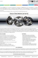 Sales Engineer (m/w/d)