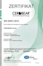 Energiemanagementsystem nach ISO 50001